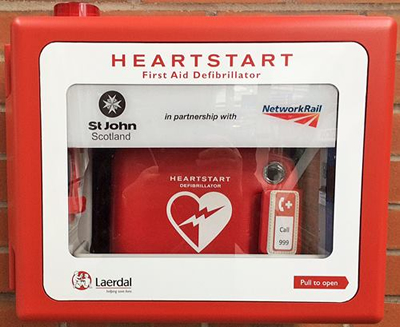 Heartstart AED Guardian