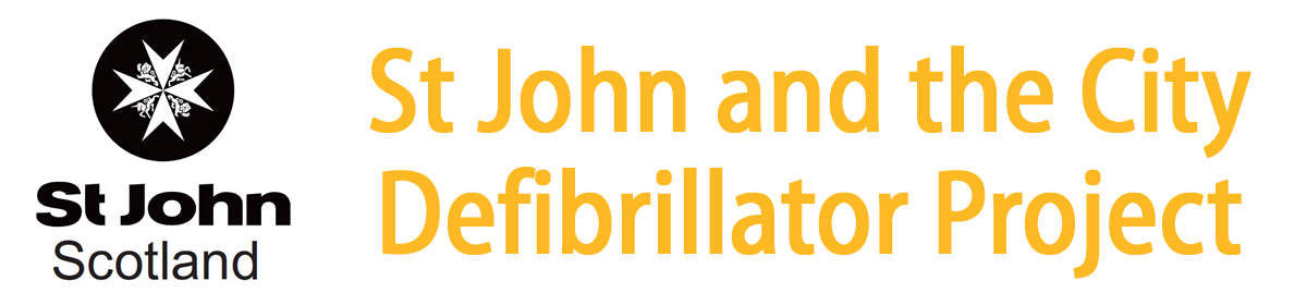 St John and the Ciy Defibrillator Project